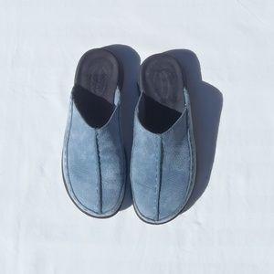 Merrell Topo Stitch Slides - Size 7 - EUC